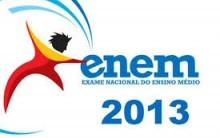 Enem 2013 INEP – Datas da Prova, Acompanhe a Sua Inscrição