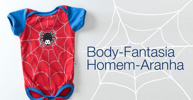 Modelos de Body Fantasia Para Bebês – Preços e Onde Comprar