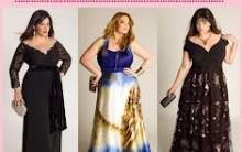 Vestidos de Festas Para Mulheres Gordinhas – Fotos Modelos  e Onde Comprar