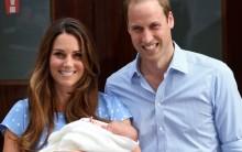 Nome do Bebê Real Filho da Duquesa Kate e Príncipe William – Fotos