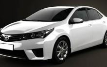 Lançamento Novo carro Toyota  Corolla 2014 – Fotos, Preço, Vídeos e Funções