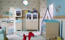 Decoração Quarto de Bebês com Papel de Parede – Modelos e Dicas