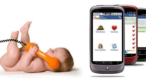 Aplicativo Baby Names para a Escolha do Nome dos Bebês – Como Baixar no Celular