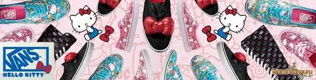 Nova Coleção de Tênis Vans Hello Kity 2013 – Modelos, Onde Comprar