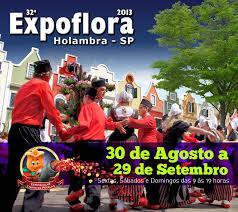 32º Edição Expoflora na Cidade de Holambra sp 2013 – Comprar Ingressos