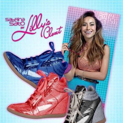 Coleção Calçados Lilly's Closet com Sabrina Sato – Ver  Modelos Comprar na Loja Virtual