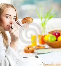Bebidas saudáveis Para o Café da Manhã