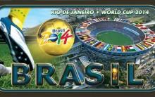 Cidades e Estádios Sedes da Copa do Mundo 2014 – Ver Tabela de Jogos