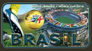 Cidades e Estádios Sedes da Copa do Mundo 2014