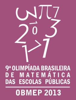 OBMEP 2013 – Inscrições Para o Exame, Provas, Resultados