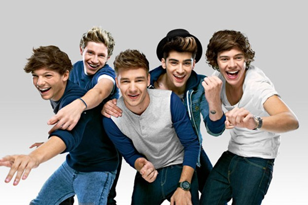 Linha de Maquiagem do One Direction – Modelos
