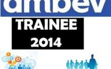 Programa Trainee AmBev 2014 – Inscrições, Vagas