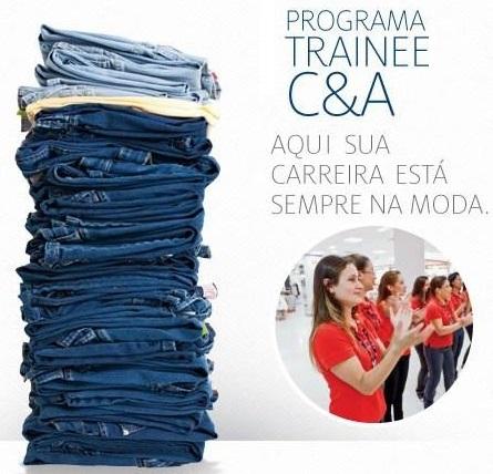 Programa de Trainee C&A 2014 – Processo Seletivo, Como Se Cadastrar