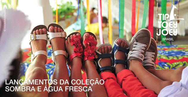 Coleçao de Calçados Infantil Tip Toey Joey – Modelos e Onde Comprar