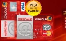 Cartão Lojas Americanas Itaucard – Como Solicitar Cartão Online