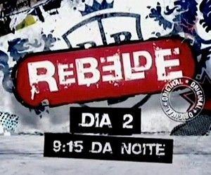 Reprise Novela teen Rebelde no sbt 2013  – Data e  Programação