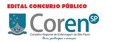 concurso coren sp 2013
