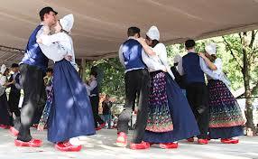 dança hlandesa