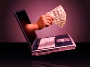 ganhar dinheiro com a internet