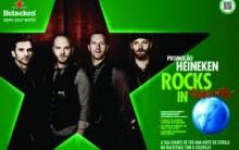 Promoção Heineken e Você no Rock In Rio 2013 – Como Participar