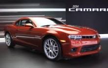 Novo Carro Chevrolet Camaro 2014 – Ver Fotos, Vídeos e Preço