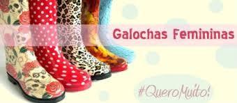 Galochas Femininas Tendências Moda 2013 –Fotos, Dicas e Onde Comprar