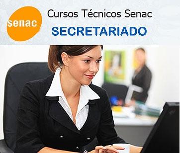 Curso Técnico de Secretariado no SENAC SP – Como Se Inscrever