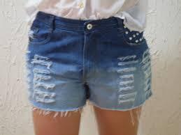 tendencia de shorts