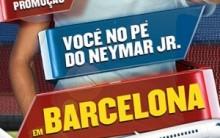 Promoção Tenys Pé Você no Pé do Neymar 2013 – Como Participar