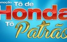 Promoção Tô de Honda Tô Patrão 2013– Como Participar