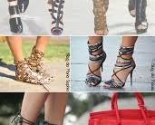 Sandálias Gladiadoras Novas Tendências de Moda Para o Verão 2014 – Modelos Onde Comprar