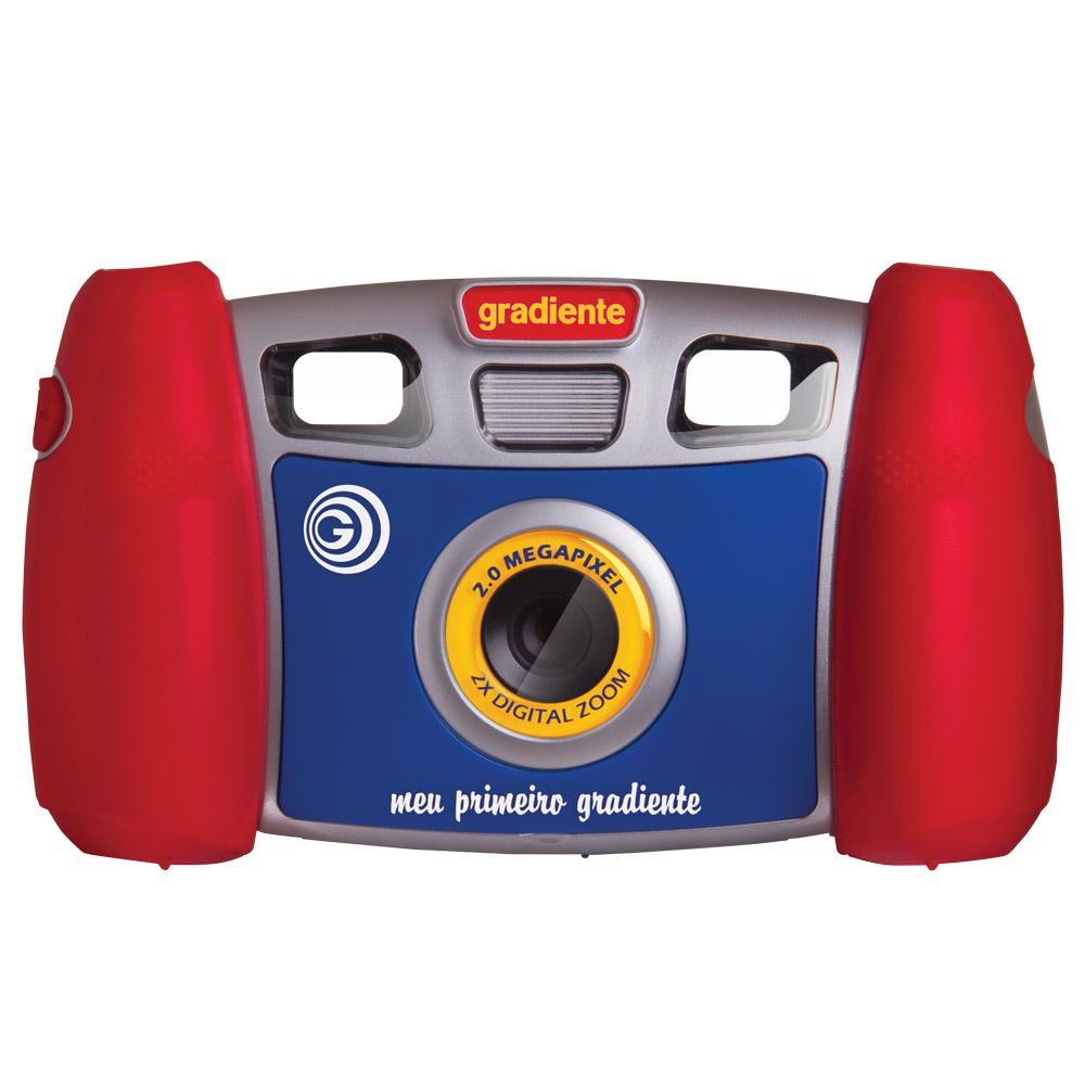 Câmera Digital Infantil da Gradiente – Qual o Preço e Onde Comprar