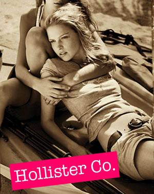 Nova Coleção de Roupas Femininas Hollister Verão 2013 – Modelos e Loja Virtual