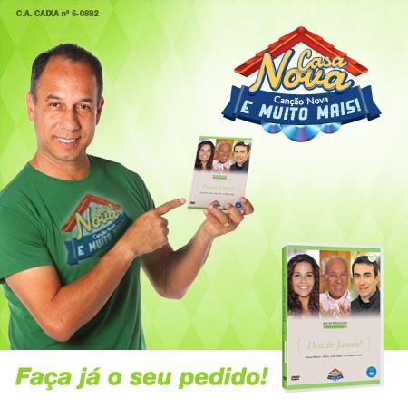 Promoção Casa Nova Canção Nova e Muito Mais 2014 – Como Participar