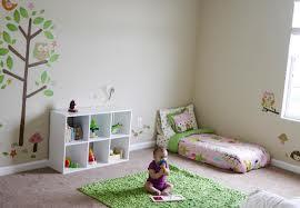 Decoração de Quartos Infantis Montessoriano