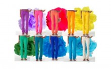 Calças Coloridas Femininas Tendências de Moda 2013 – Modelos e Onde Comprar