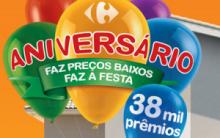 """Promoção Carrefour """"Faz a Festa. Faz Carrefour"""" – Como Participar, Prêmios"""