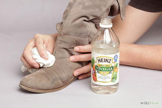 Sapatos de Camurça – Como Limpar e Conservar