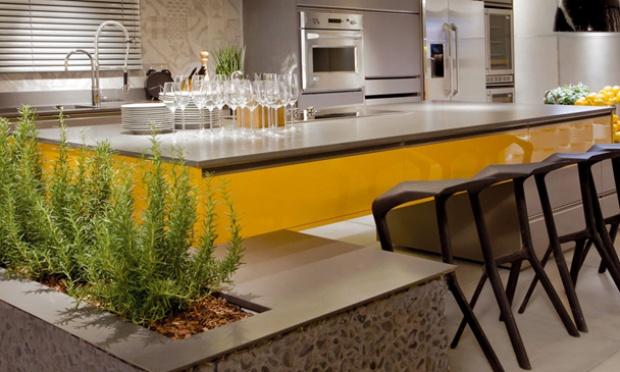Modelos de Cozinhas Arrojadas 2013 – Dicas de Decoração