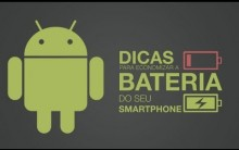 Como Economizar Bateria de Celular Android – Dicas