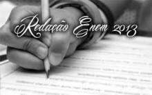 Guia de Redação do Enem 2013 – Como Fazer Consulta Online