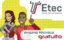 Vestibulinho ETEC 2014 – Inscrições, Documentos, Prova