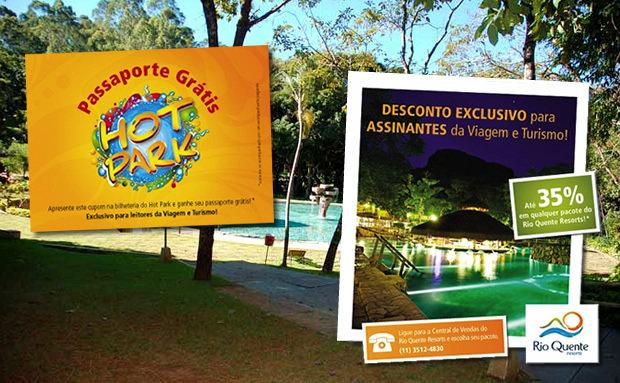Resort Hot Park Rio Quente – Comprar Pacotes Online e Atrações