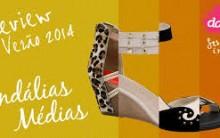 Nova Coleção Dakota para o Verão de 2014 – Modelos e Loja Virtual