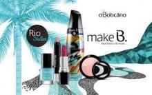 Nova Coleção de Make B. Rio Sixties – Preços, Comprar Online Make B.