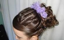 Penteados de Dama de Honra 2013 – Modelos, Como Fazer Passo a Passo
