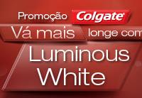Promoção Colgate Vá Mais Longe Com Luminous White – Como Participar, Prêmios