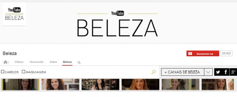 youtube-beleza