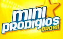 Mini Prodígios Brasil  Nova Estrela da Música 2013 – Como  Participar