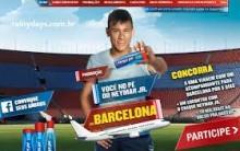 Promoção Baruel Você no Pé do Neymar – Como Participar